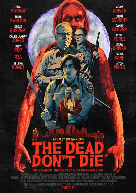The Dead Dont Die (2019) ฝ่าดง(ผี)ดิบ