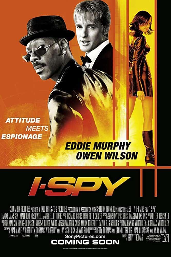 I Spy (2002) พยัคฆ์ร้ายใต้ดิน