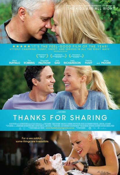 Thanks for Sharing (2012) เรื่องฟันฟัน มันส์ต้องแชร์