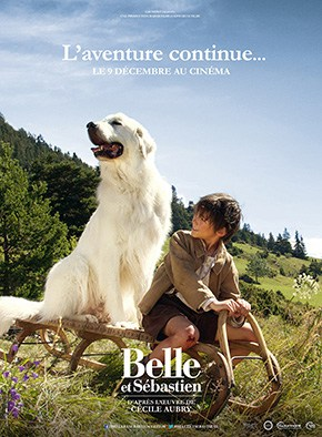 Belle and Sebastian The Adventure Continues (2015) เบลและเซบาสเตียน เพื่อนรักผจญภัย ภาค 2