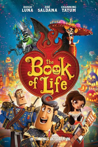 The Book of Life (2014) เดอะ บุ๊ค ออฟไลฟ์ มหัศจจรย์พิสูจน์รักถึงยมโลก