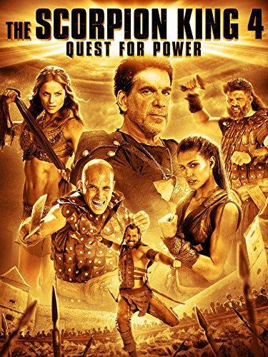 The Scorpion King: The Lost Throne (2015) ศึกชิงอำนาจจอมราชันย์