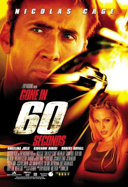 Gone in Sixty Seconds (2000) 60 วิ รหัสโจรกรรมอันตราย