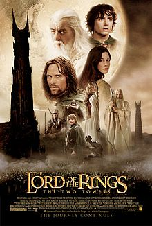The Lord of The Rings : The Two Towers (2002) ศึกหอคอยคู่กู้พิภพ
