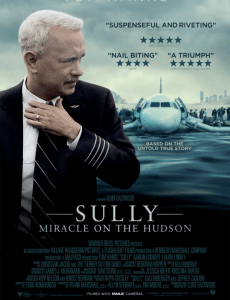 Sully (2016) ซัลลี่ ปาฏิหาริย์ที่แม่น้ำฮัดสัน