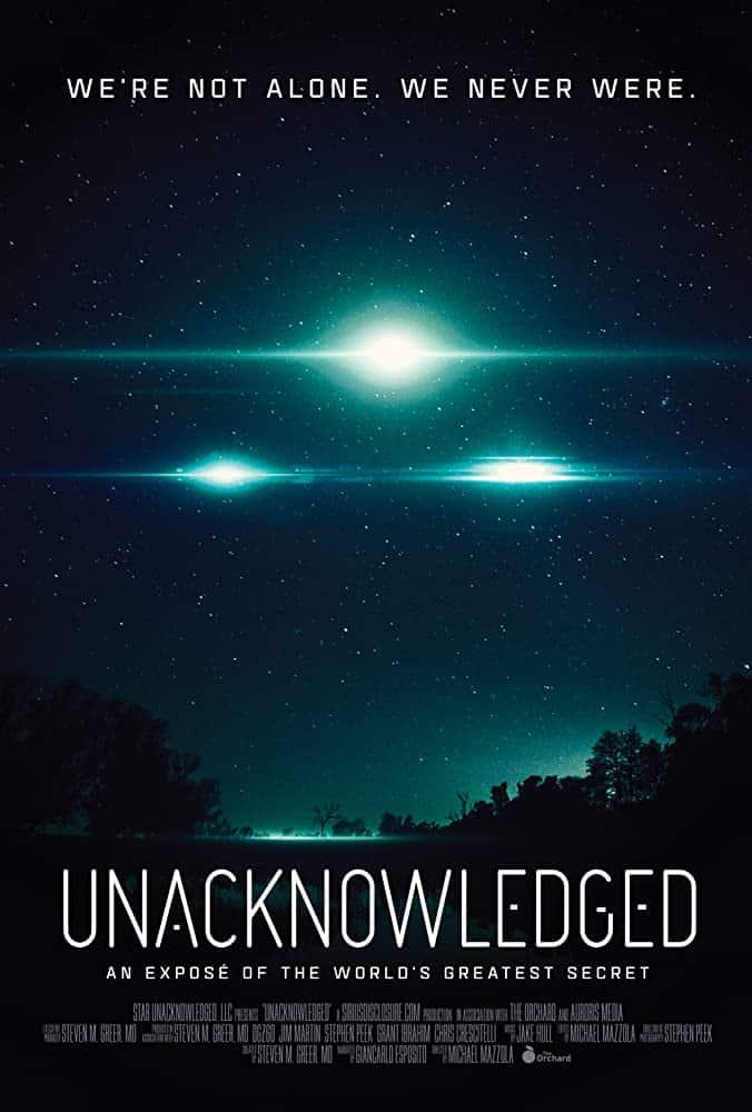 Unacknowledged (2017) เรื่องราวที่ไม่มีใครยอมรับ