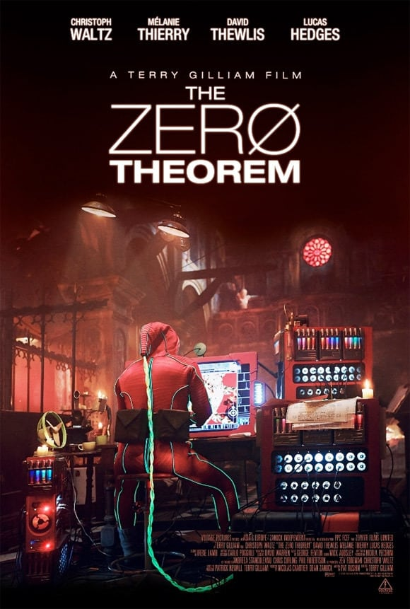The Zero Theorem (2013) ทฤษฎีพลิกจักรวาล