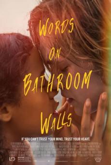 Words on Bathroom Walls (2020)
