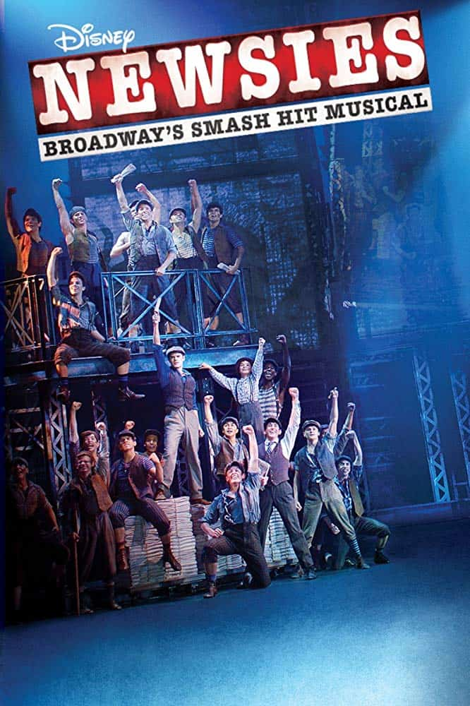 Disney's Newsies The Broadway Musical! (2017)