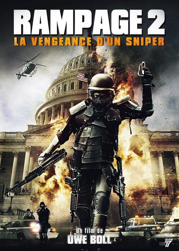 Rampage 2 (2014) คนโหดล้างเมืองโฉด 2