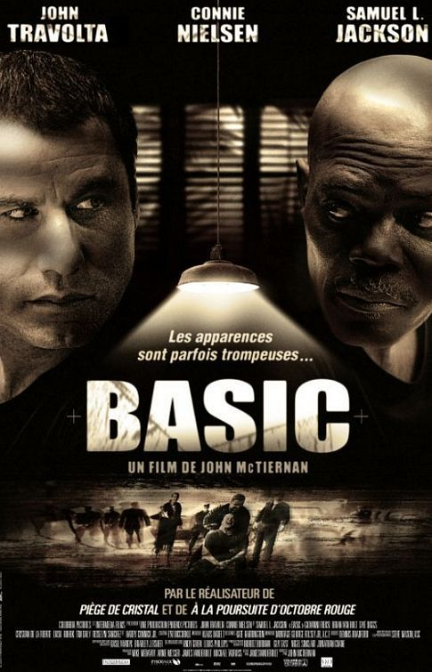 Basic (2009) รุกฆาต ปฏิบัติการลวงโลก
