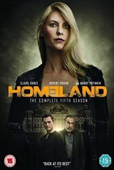 Homeland Season 5 แผนพิฆาตมาตุภูมิ ปี 5