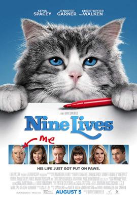 Nine Lives (2016) แมวเก้าชีวิต เพี้ยนสุดโหด