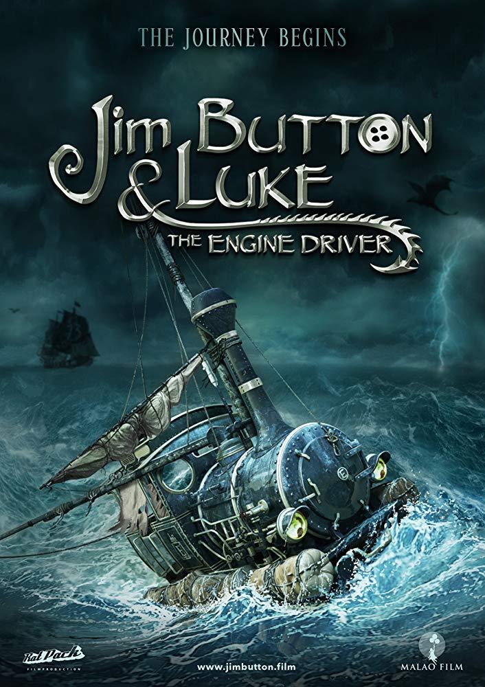 Jim Button and Luke The Engine Drive (2018) จิม กระดุม กับลูคัส คนขับหัวรถจักร (ซับไทย)