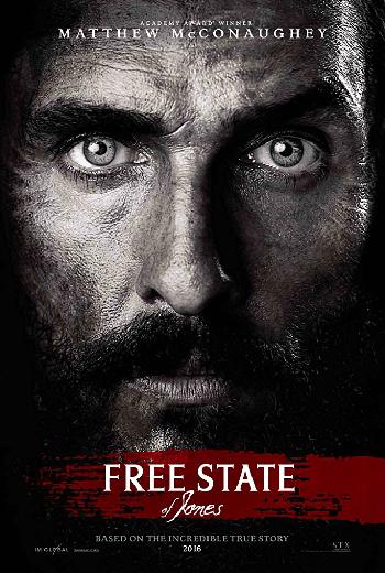 Free State of Jones (2016) จอมคนล้างแผ่นดิน