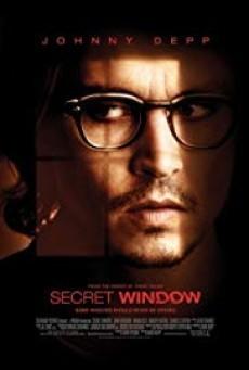 Secret Window หน้าต่างหลอน อำมหิต