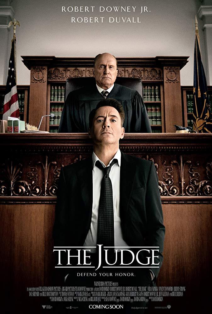 The Judge (2014) สู้เพื่อพ่อ
