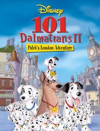 101 Dalmatians 2 (2003) แพทช์ตะลุยลอนดอน