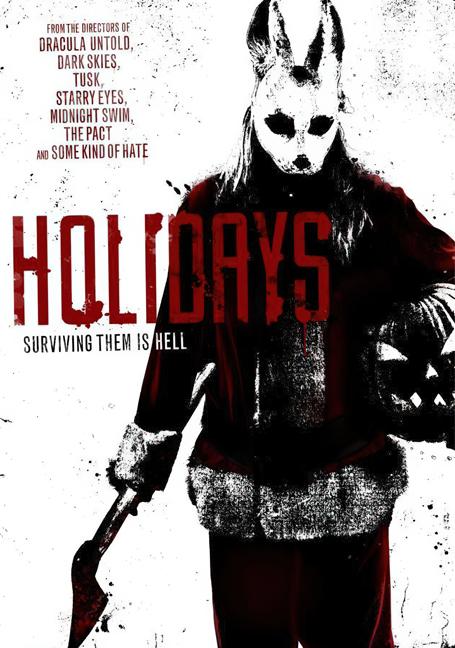Holidays (2016) ฮอลิเดย์ วันหยุด สุดสยอง