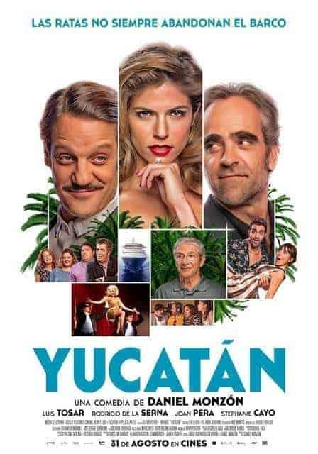 Yucatan (2018) ยูคาทาน เล่ห์รักหักเหลี่ยม (ซับไทย)