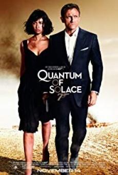 James Bond 007 ภาค 22 Quantum of Solace 007 พยัคฆ์ร้ายทวงแค้นระห่ำโลก (2008)