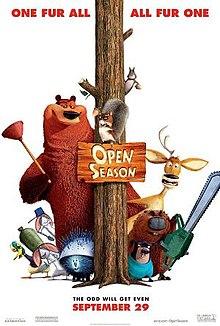 Open Season (2006) คู่ซ่า ป่าระเบิด