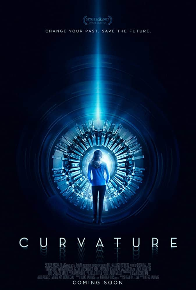 Curvature (2017) ข้ามเวลาหาฆาตกรรม