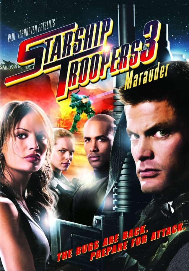 Starship Troopers 3: Marauder (2008) สงครามหมื่นขาล่าล้างจักรวาล 3