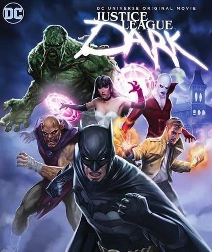 Justice League Dark (2017) ศึกซูเปอร์ฮีโร่ อนิเมะ