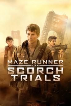 Maze Runner The scorch Trials เมซ รันเนอร์ สมรภูมิมอดไหม้