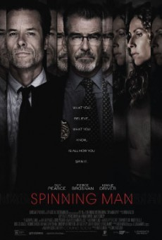 Spinning Man คนหลอก ความจริงลวง