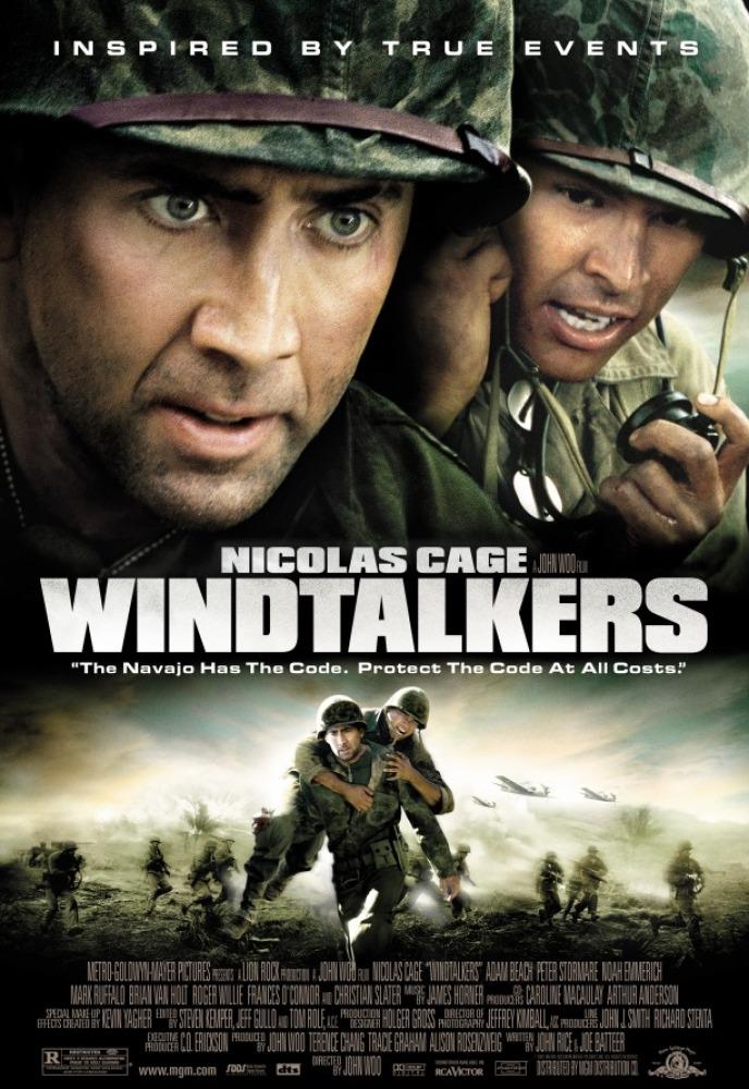 Windtalkers (2002) วินด์ทอร์คเกอร์ส สมรภูมิมหากาฬโค้ดสะท้านนรก