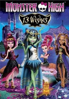 Monster High 13 Wishes (2013) มอนสเตอร์ ไฮ 13 เวทมนตร์อลเวง