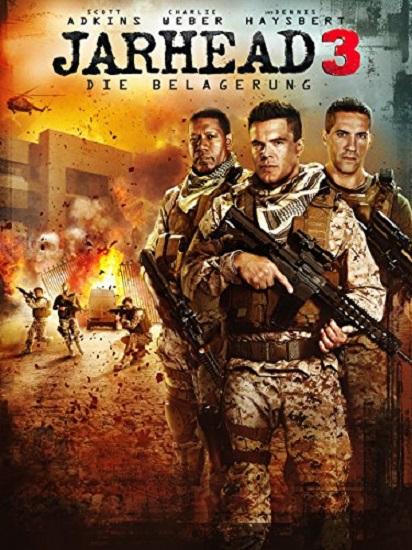 Jarhead 3 The Siege (2016) จาร์เฮด 3 พลระห่ำสงครามนรก