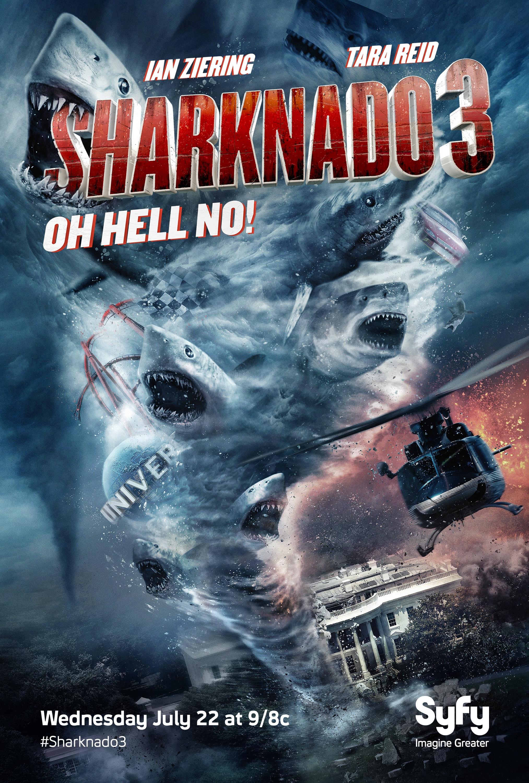 Sharknado 3: Oh Hell No! (2015) ฝูงฉลามทอร์นาโด 3