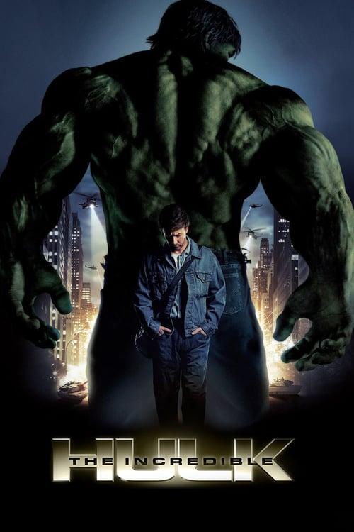 The Hulk 2 (2008) มนุษย์ตัวเขียวจอมพลัง 2