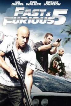 Fast and Furious 5 ( เร็วแรงทะลุนรก 5 )