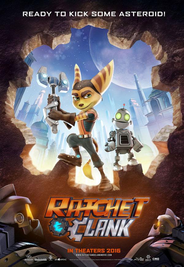 Ratchet & Clank (2016) คู่หูกู้จักรวาล