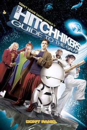 The Hitchhiker's Guide to the Galaxy (2005) รวมพลเพี้ยนเขย่าต่อมจักรวาล