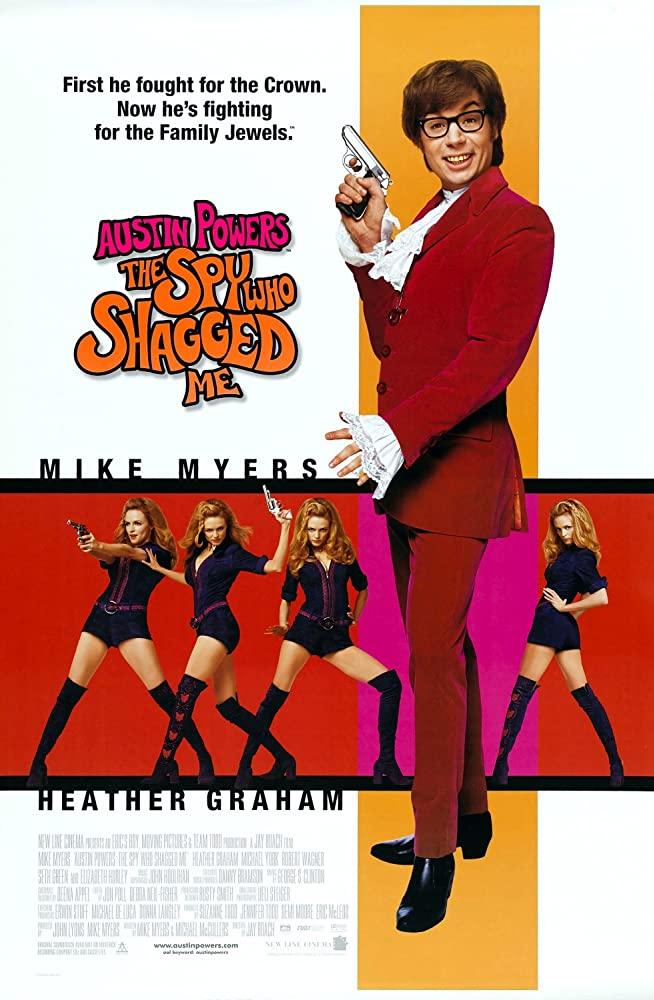 Austin Powers The Spy Who Shagged Me (1999) สายลับ ลับๆ ล่อๆ