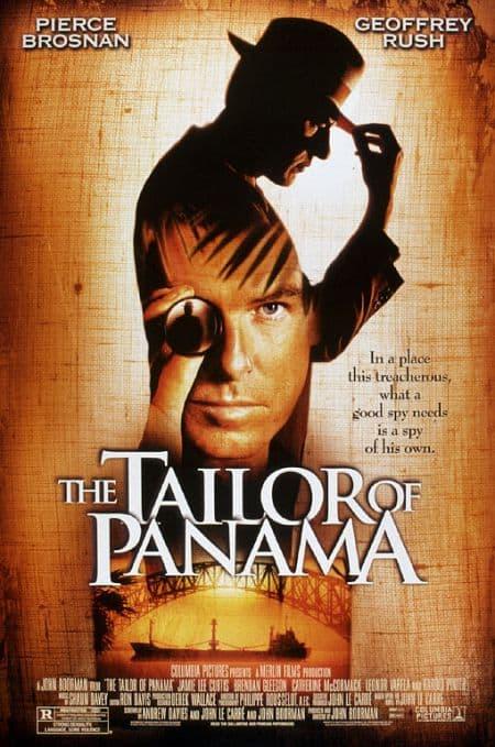 The Tailor of Panama (2001) พยัคฆ์สายลับซ่อนลาย