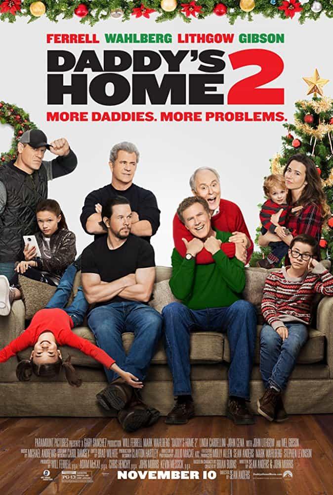 Daddy's Home 2 (2017) สงครามป่วน ตัวพ่อสุดแสบคูณ 2 (ซับไทย)