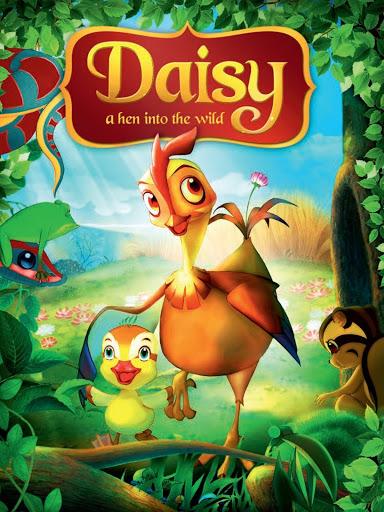 Daisy A Hen Into the Wild (2014) ลิฟฟี่ คู่ซี้ป่าเนรมิตร