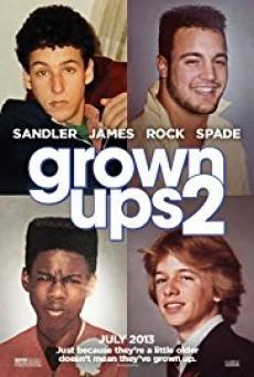 Grown Ups 2 ขาใหญ่ วัยกลับ ภาค 2