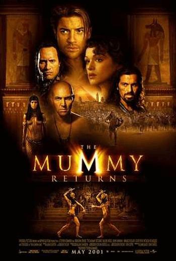 The Mummy 2 Return (2001) เดอะมัมมี่ รีเทิร์น ฟื้นชีพกองทัพมัมมี่ล้างโลก ภาค 2