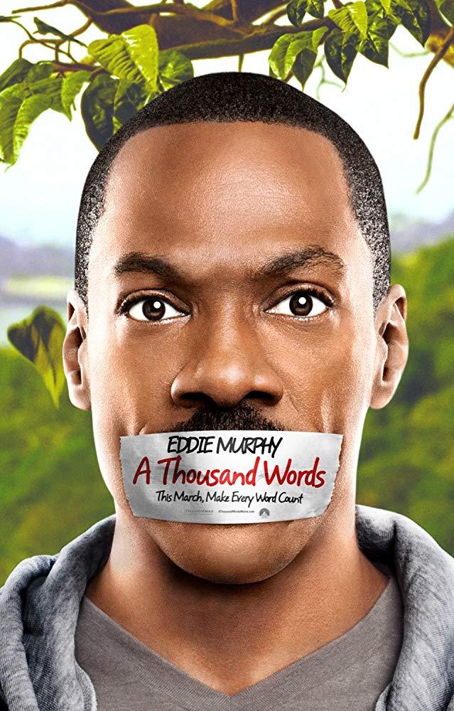 A Thousand Words (2012) ปาฎิหาริย์ 1000 คำกำราบคนขี้จุ๊