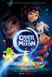 Over the Moon (2020) เนรมิตฝันสู่จันทรา | Netflix