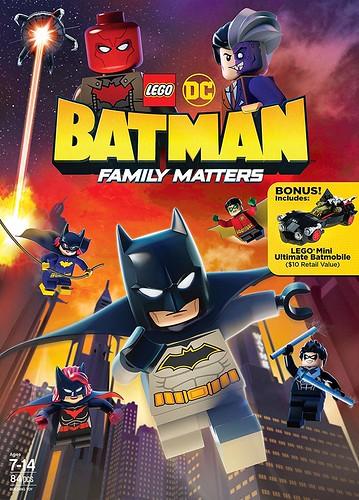 LEGO DC Batman – Family Matters (2019)