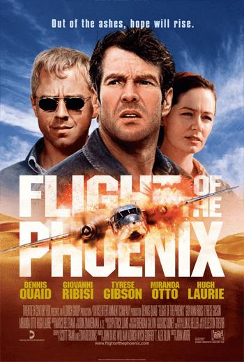 Fight of The Phoenix (2004) เหินฟ้าแหวกวิกฤติระอุ