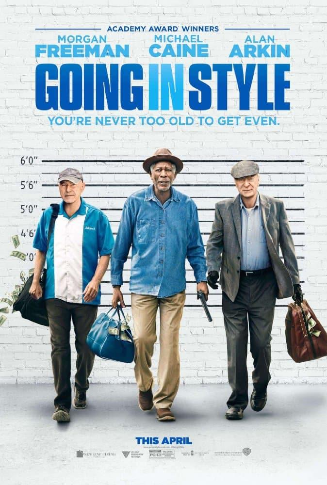 Going in Style (2016) สามเก๋าปล้นเขย่าเมือง